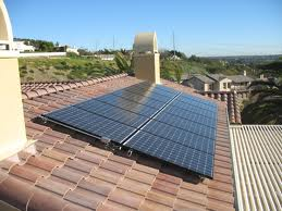 residential solar power system rooftop pv