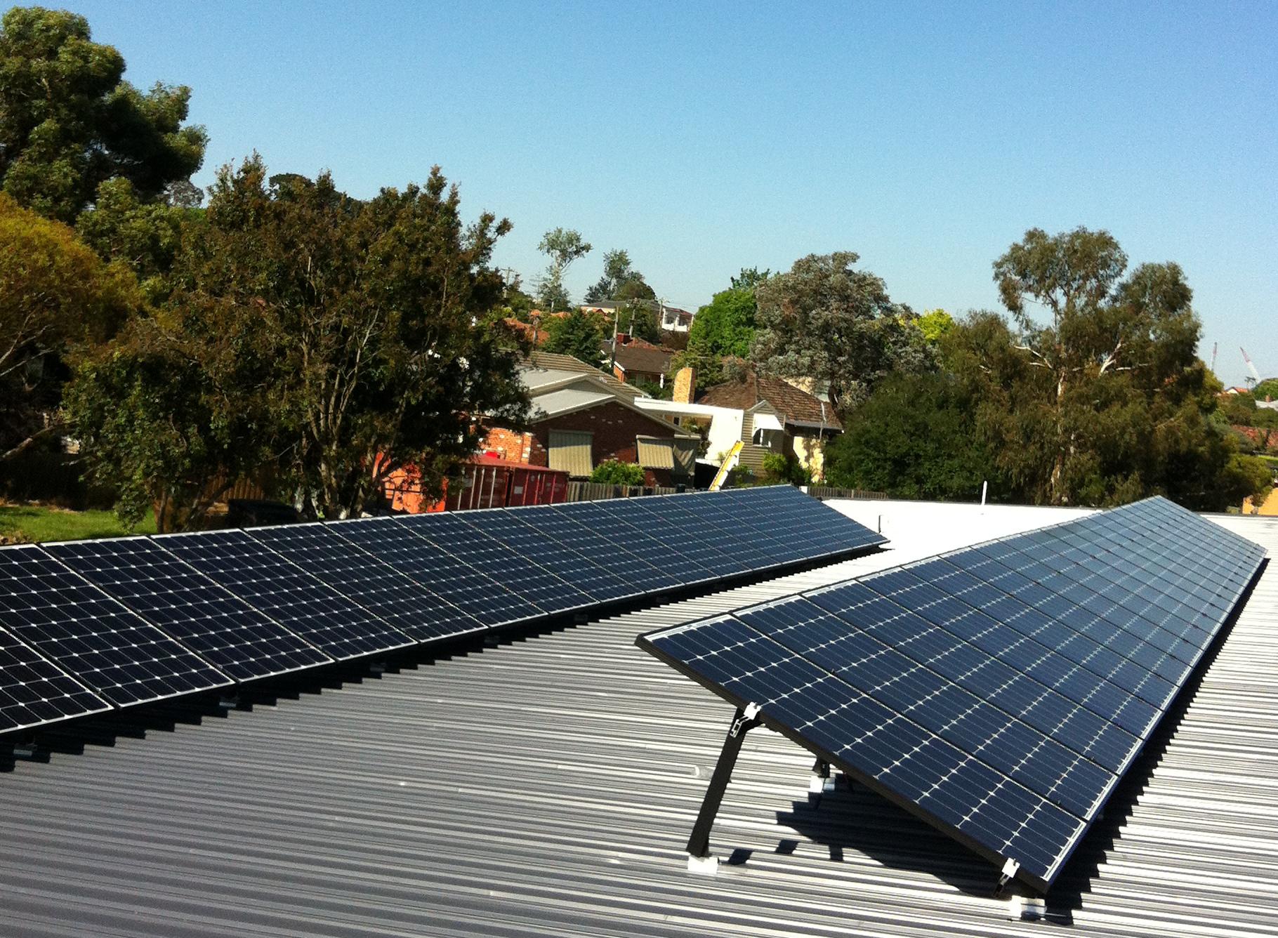 Brisbane Solar Power Data