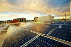 solar panels brisbane afternoon