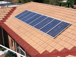 How a GROSS solar power system works in Brisbane