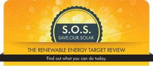 Renewable Energy Target Review By SMA
