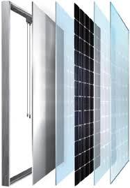 SERAPHIM solar panels parts