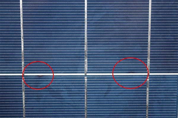 Solar Panel Defects