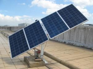 Solar Panel Installation Tracker