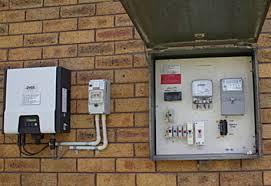 solar power facts inverter meter setup
