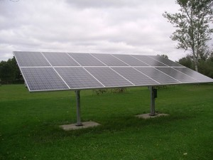 what is solar power on tilts