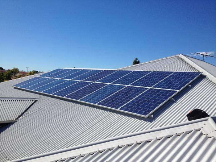5kW solar WILLIAMS LANDING system