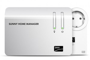 SMA Sunny Home Manager package