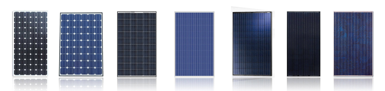 7 Top Solar Panel Comparison