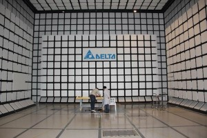 delta inverters test facility