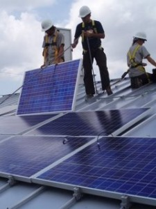 solar power system installers
