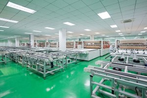 phono solar panels factory