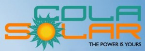 cola solar review logo
