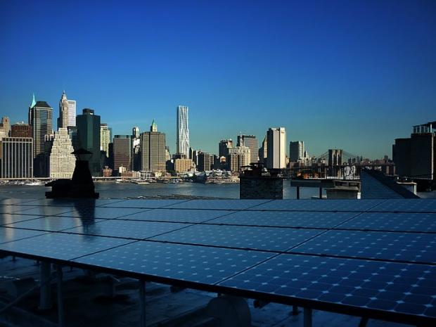 sunlink solar panels in new york