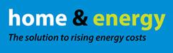 Solar Installer Home & Energy Logo