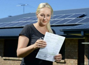 Solar Panels Home Owner Power Bill
