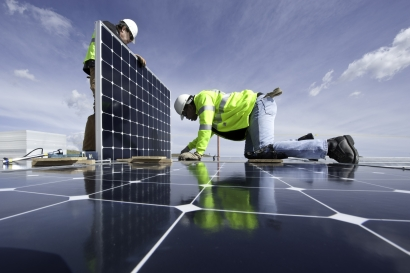 H and B Group solar installers