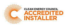 Zischke Electrical are a Clean Energy Council Accredited Solar Installer