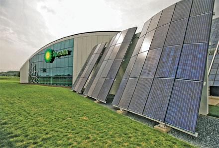 BP solar panels review