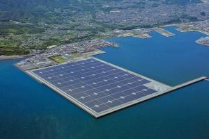 kyocera solar farm Japan