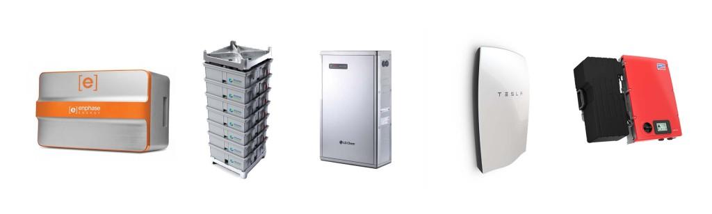 solar batteries comparison