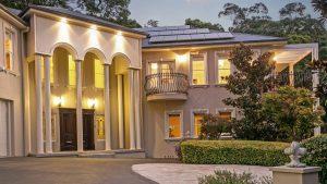 gold coast solar quotes mansion