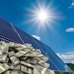solar panels cost rebates